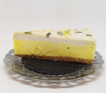 Prăjitură Lămâie și Vanilie