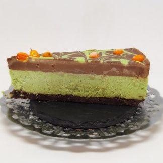 Prăjitură Mentă şi Ciocolată