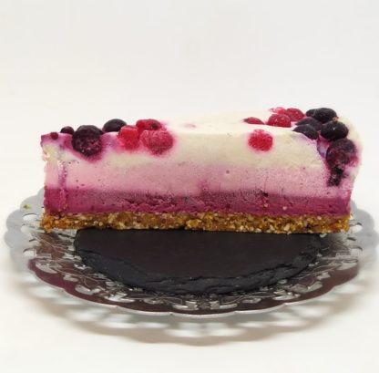 Prăjitură Coacăze și Vanilie