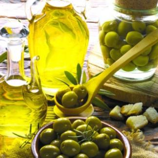 Uleiuri și Măsline