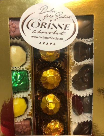 Cutie Trio Mini Bomboane ciocolata fructata