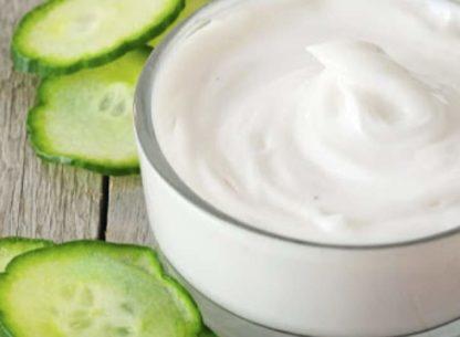 crema hidratanta cu castravete