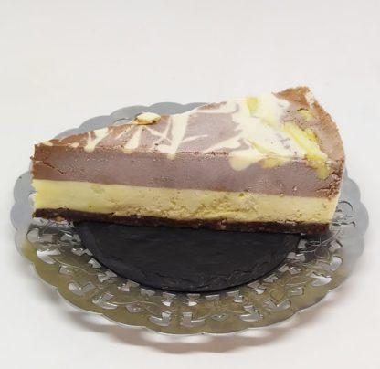 Prăjitură Ananas și Ciocolată