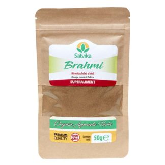 BRAHMi - Elixirul vieții (Bacopa Monnieri)