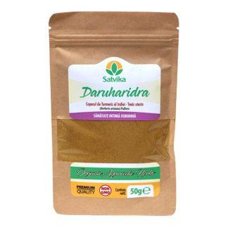 DARUHARiDRA - Copacul de Turmeric al Indiei