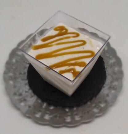 inghetata cu vanilie si caramel sarat vanilie si caramel sarat
