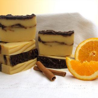 Săpun natural Orange CinnamonSăpun natural Orange Cinnamon
