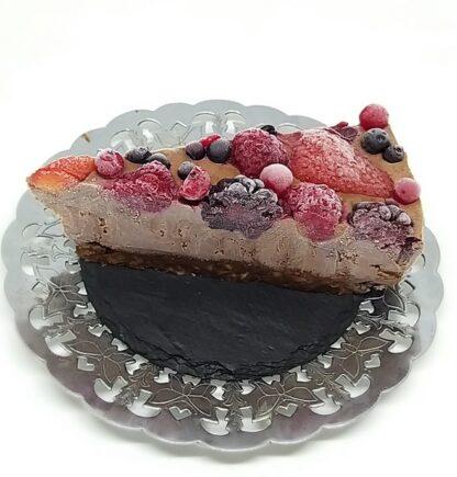 ciocolata cu fructe de padure