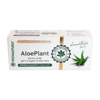 Aloe Plant - gel cu argint și aloe vera